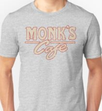 Monk's Unisex T-Shirt