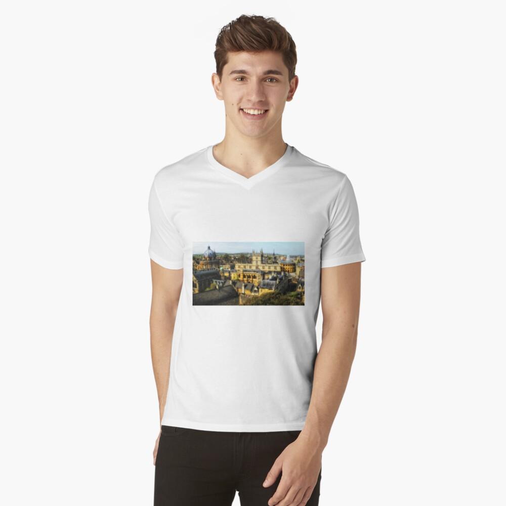 Dreaming Spiers Camiseta de cuello en V