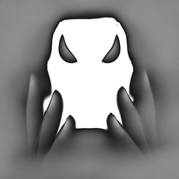 Spooky Smoky Halloween Eyes And Fingers transparent by MoMoJaJa