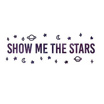 Show Me The Stars by poppetini