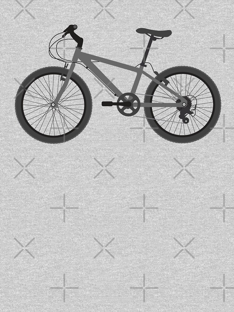 Bicycle (Greyscale) by thedrumstick