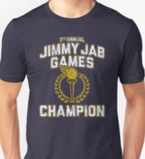 Jimmy Jab Games Champion Slim Fit T-Shirt