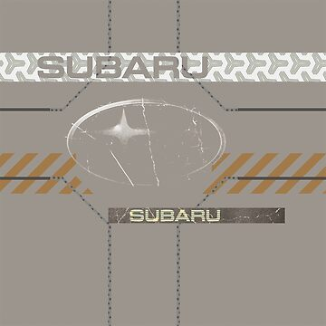 Subaru Metal Rust by roccoyou