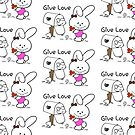Give Love Receive Love by Chintsala