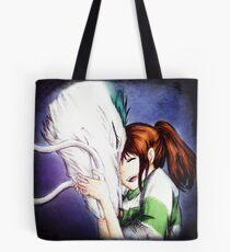 Spirited Away - Chihiro & Haku Tote Bag