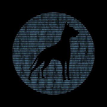 Dog silhouette by S-p-a-c-e