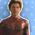 Spider boy by Meghan C