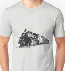 Tren locomotora Unisex T-Shirt