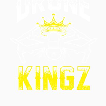 Drone kingz gift by LikeAPig