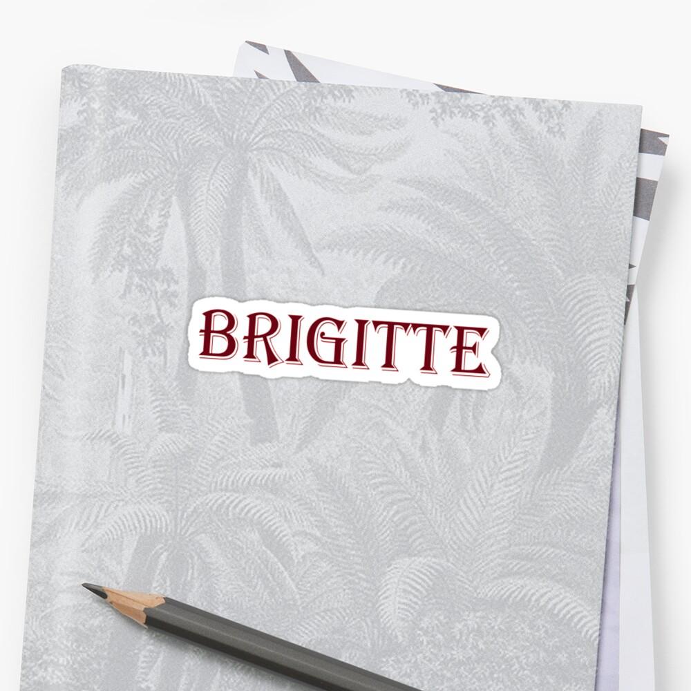 Brigitte by Melmel9