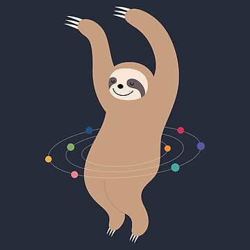 Sloth Galaxy by AndyWestface