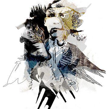 The birdman by Artual