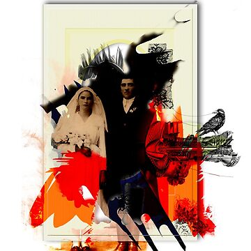 The wedding picture by Artual