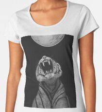Moon Roar Women's Premium T-Shirt