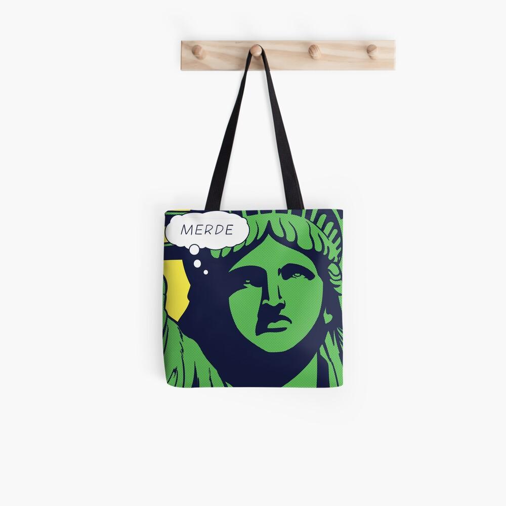 Pop-Freiheit Tote Bag