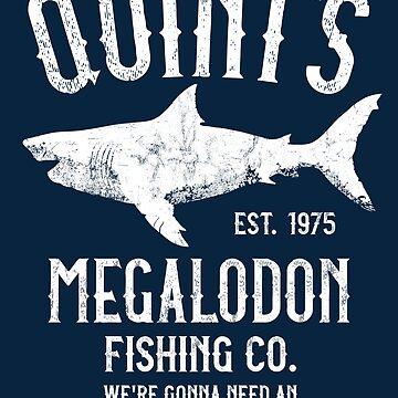Quint's Megalodon Shark Fishing - Bigger Boat for the Meg by IncognitoMode