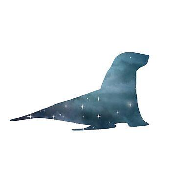 Sea Lion by GwendolynFrost