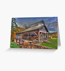 Yates Millpond - Northerly View Greeting Card