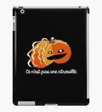 This It is not a pumpkin Vinilo o funda para iPad