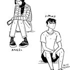 Jimmy and Angel by Alice Oseman