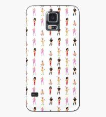 Queen of bitterness and rap Case/Skin for Samsung Galaxy