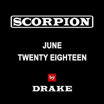 Drake Scorpion Album von sim-kore