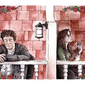 La Vie En Rose by srw110
