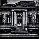 Yorkville Public Library Toronto Canada by Brian Carson