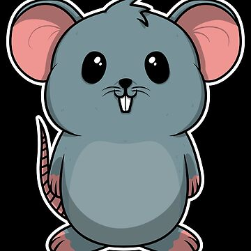 Animal Kid Rat Mouse Cute Cute Gift by Khal1