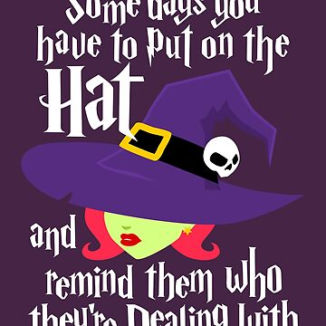 Witch Hat Matters by VomHaus