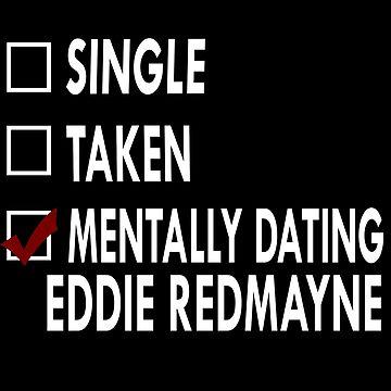 Mentally dating... Eddie! by Sasya