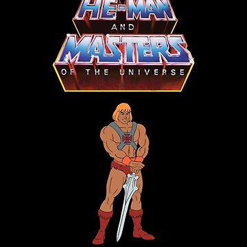 He-Man and the Masters of the Universe  by pepperypete