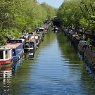 Canal at Little Venice in London by CruisingTheCut