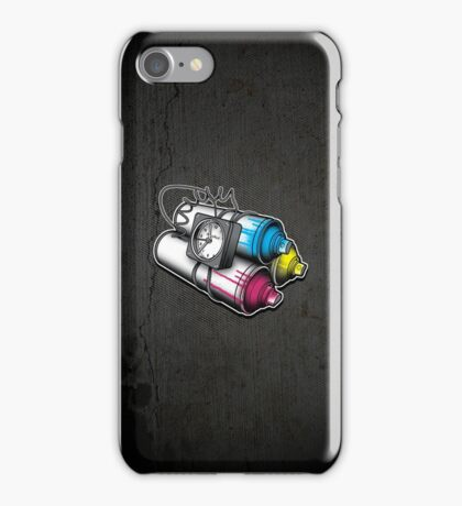 Graffiti Bombing iPhone Case/Skin