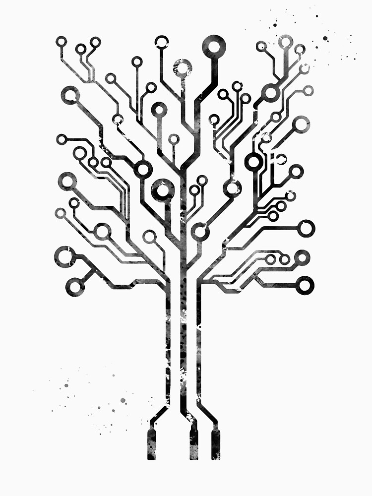 u0026quot circuit board tree u0026quot  t