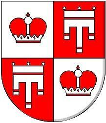 Coat of Arms of Vaduz, Liechtenstein by PZAndrews