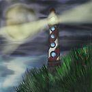 Lighthouse Light by gina1881996
