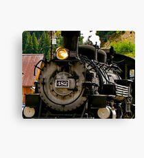 Engine 482 Canvas Print
