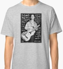 Woody Guthrie - this land is your land Classic T-Shirt