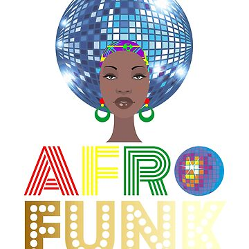 1970 Afro Funk by jcmeneses