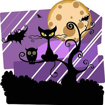 Spooky Friends by MUZA9
