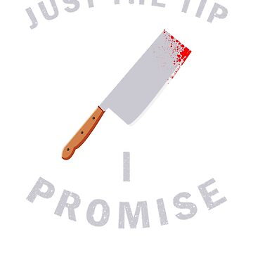 Just The Tip I Promise Halloween Pun by belugastore
