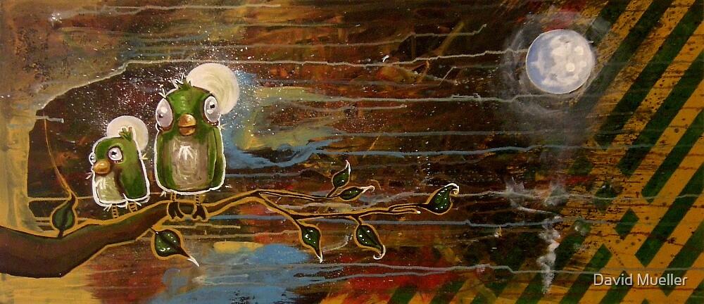 Two Birds Shy of a Flock by David Mueller