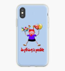 Anything is Possible design iPhone-Hülle & Cover