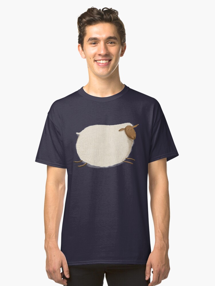 Alternate view of The Sheep Classic T-Shirt