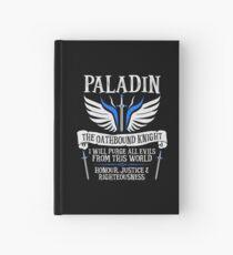 Cuaderno de tapa dura PALADIN, EL CABALLITO DE HABLA ORIENTAL- Calabozos y Dragones (Blanco)