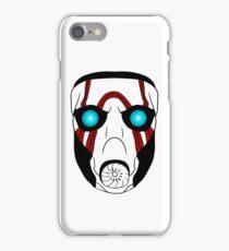 Borderlands psycho mask design iPhone Case/Skin