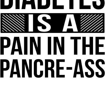 Funny Diabetes Pain by maico