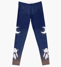 Moon Bunny Leggings