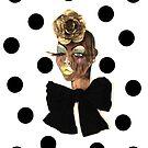 HAUTE Polka Dot by Yvette Crocker
